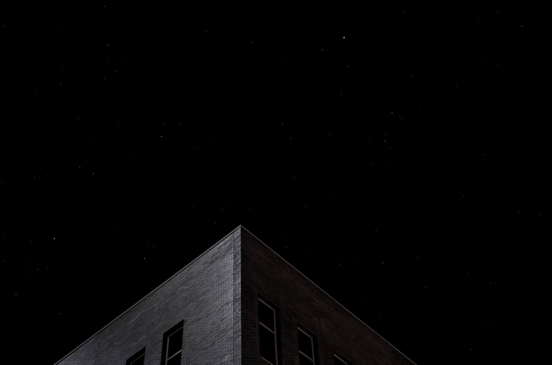 Freie Arbeiten – night geometries 1