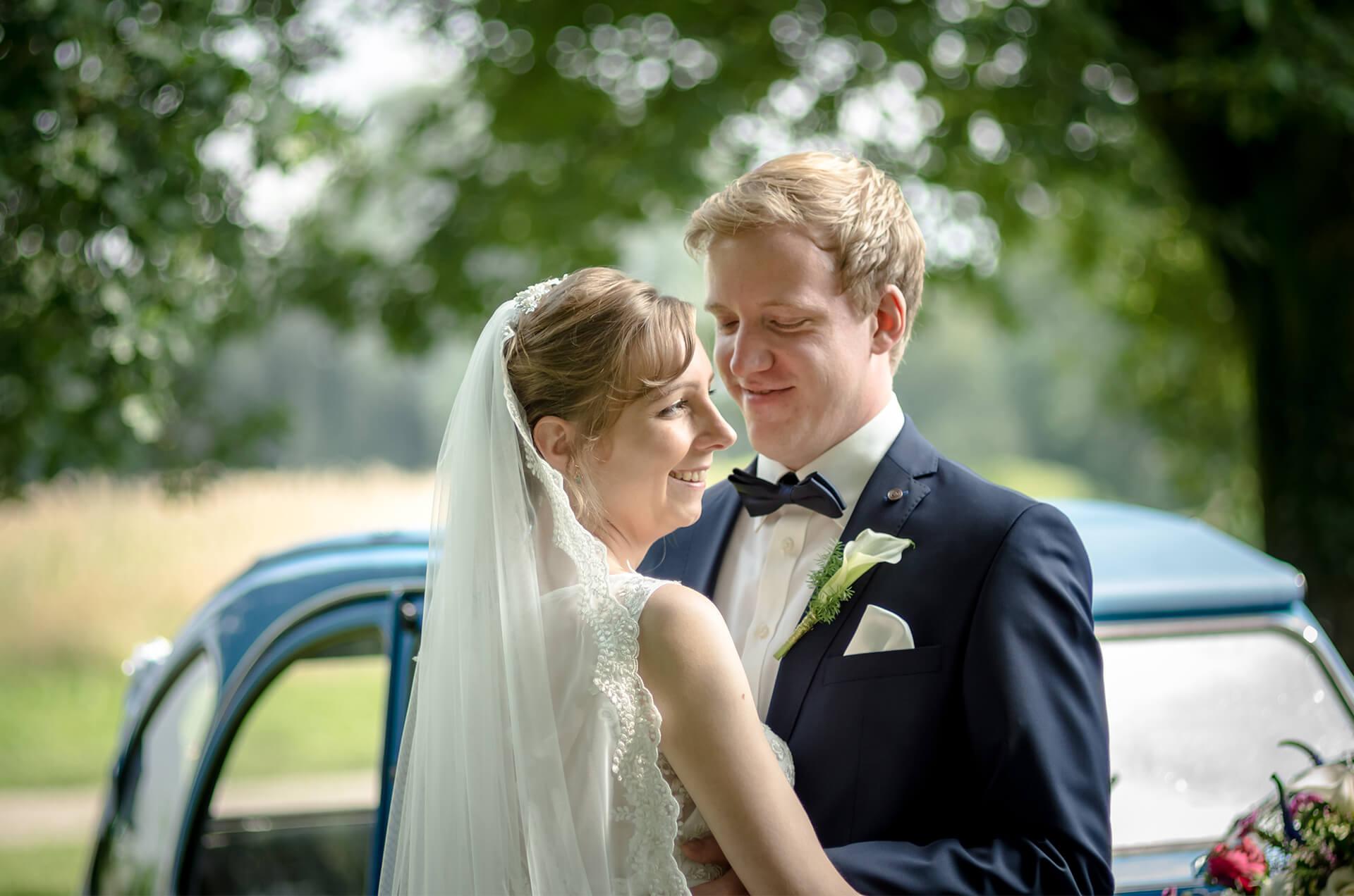 Hochzeitsfotografie – Brautpaar