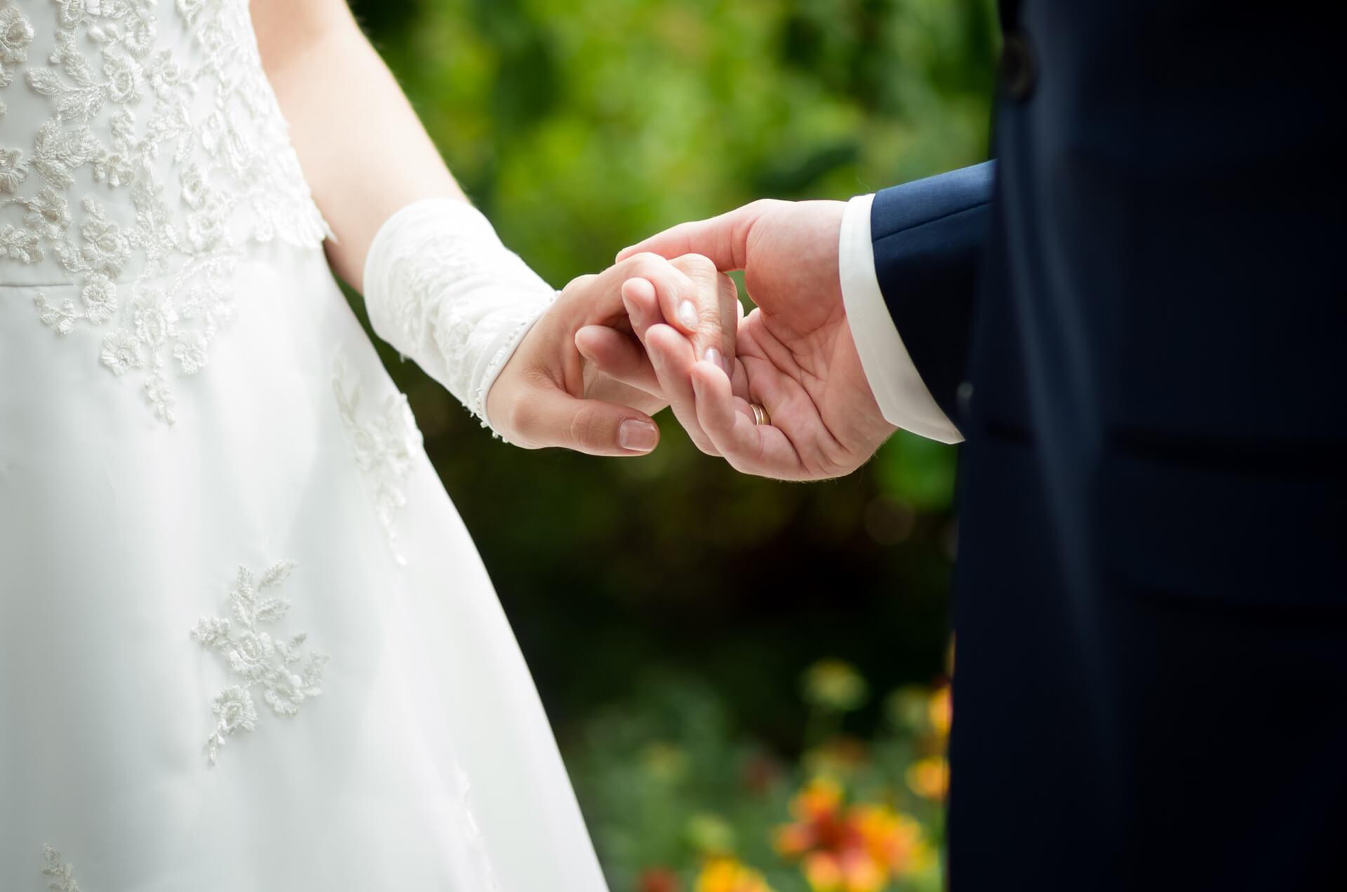 Hochzeitsfotografie – Detail