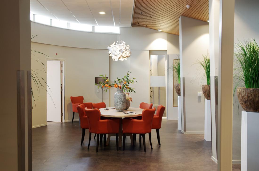 Vijverhof Assen, interior